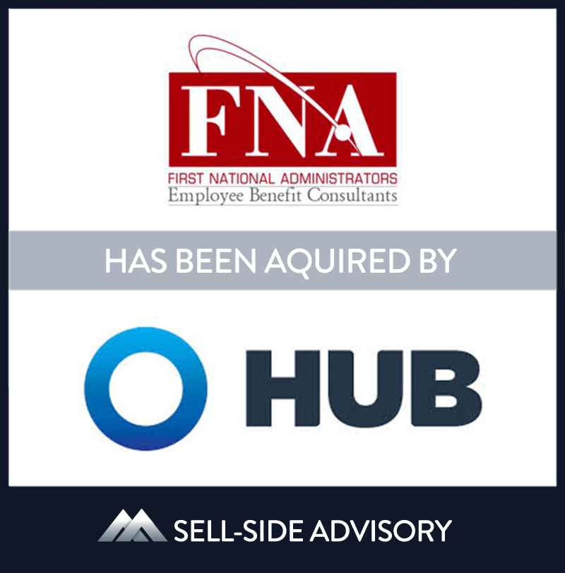Hub International Limited, a leading global insurance brokerage, through its subsidiary FNA Insurance Services, Inc. has acquired the assets of the First National Administrators group of companies (FNA), a New Hyde Park, NY based employee benefits general insurance agency. Founded in 1974, FNA is a full service general agent and employee benefit consultant, currently providing a network of over 5,000 retail agents and brokers with comprehensive employer group insurance consulting, compliance, and billing/administrative services. MidCap served as advisor to FNA.| First National Administrators, Hub International, 4 Mar 2014, New Jersey, Insurance & Financial Services