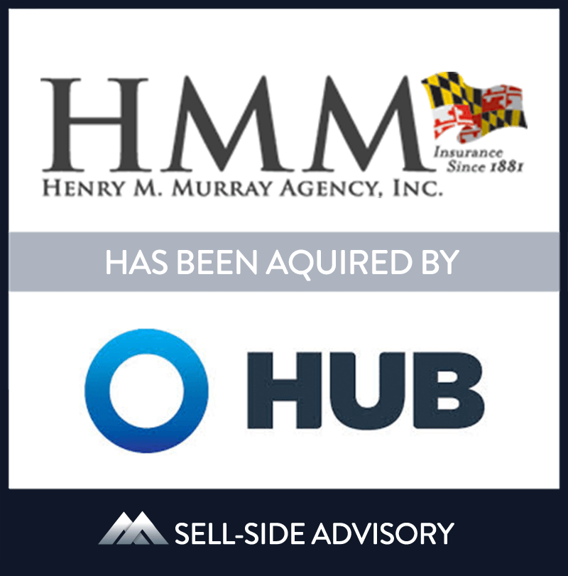Hub International Limited, a leading global insurance brokerage, through its subsidiary Hub International Mid-Atlantic, Inc. has acquired the assets of Henry M. Murray, Inc. (HMM), a Maryland based insurance brokerage. HMM is a leading provider of marine property and casualty insurance in the Mid-Atlantic region. HMM joins the team at Rossmann-Hurt-Hoffman who was also recently acquired by Hub. MidCap served as advisor to both HMM and RHH.| Henry M. Murray Agency Inc., HUB International, 1 Jun 2017, Maryland, Insurance & Financial Services