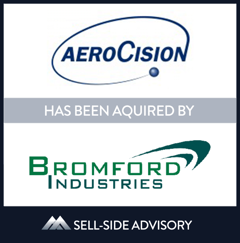 | Aerocision, Bromford Industries, 29 Mar 2018, Connecticut, Manufacturing & Business Services