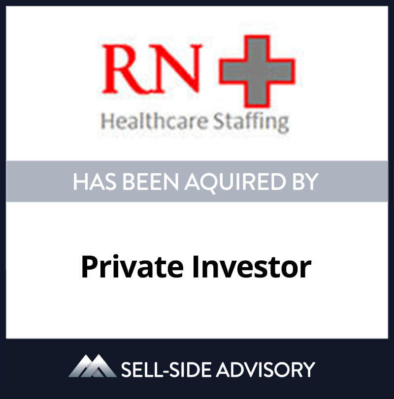 | RN Healthcare Staffing, Private Investor, 1 Jan 2000, Virginia, Healthcare Services