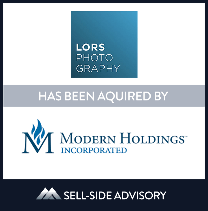 Lors Photography, the leading school photography company in New Jersey, was sold to Modern Holdings Inc.  MidCap represented Lors in the sale transaction. | Lors Photgraphy Studio, Modern Holdings Inc, 01 Jan 2005, New Jersey, Education