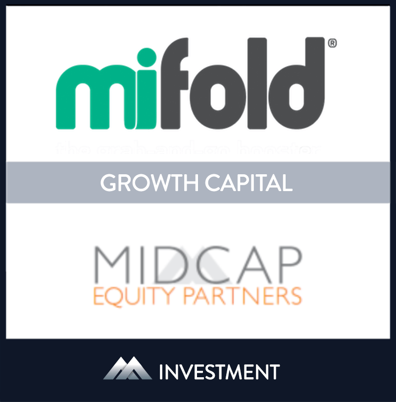 Carfoldio Ltd, designs and develops the world's most compact, adjustable and portable child car safety products under the MiFold and HiFold brands.  | MiFold, MidCap Equity Partners, 13 Jan 2020, Israel, Manufacturing & Business Services