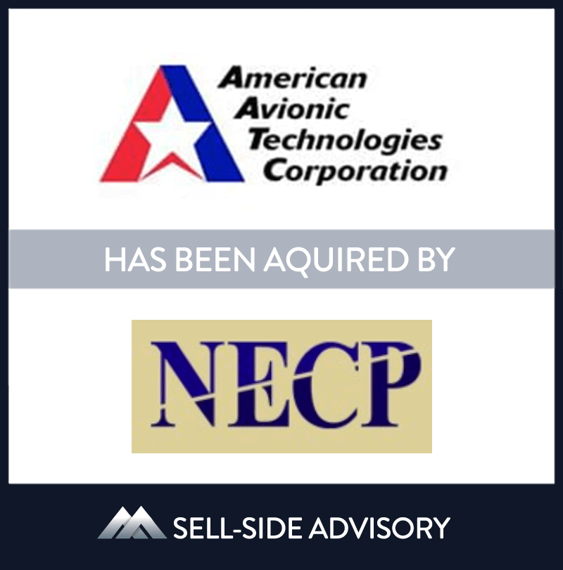 | American Avionic Technologies Corporation	, New England Capital Partners, 1 Jan 2002, New York, Manufacturing & Business Services