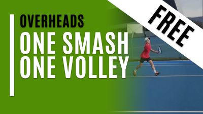 One Smash One Volley
