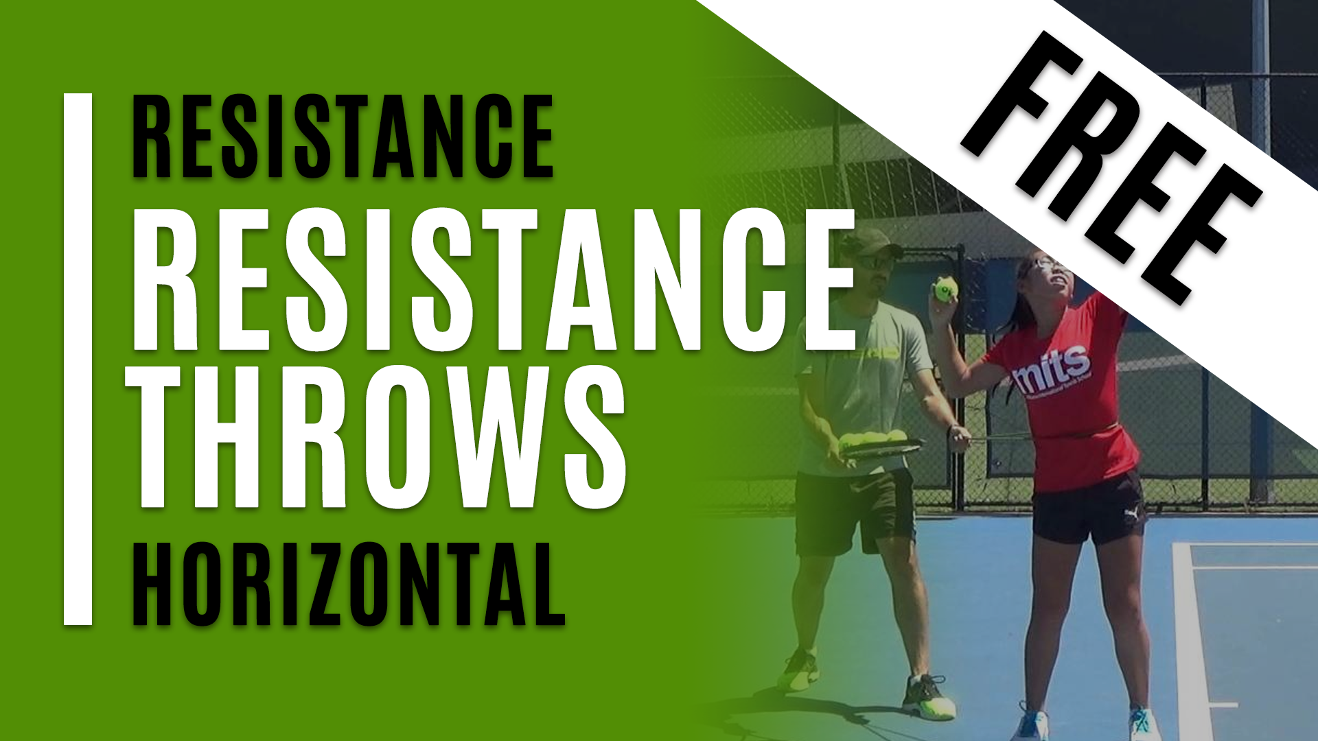Resistance Throws - Horizontal