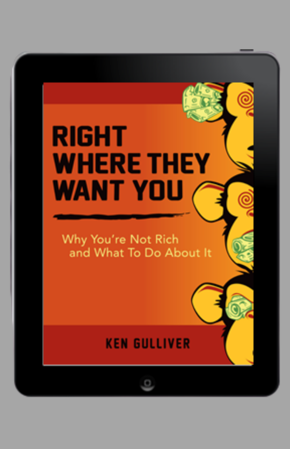 FREE Digital Book: Right Where They Want You