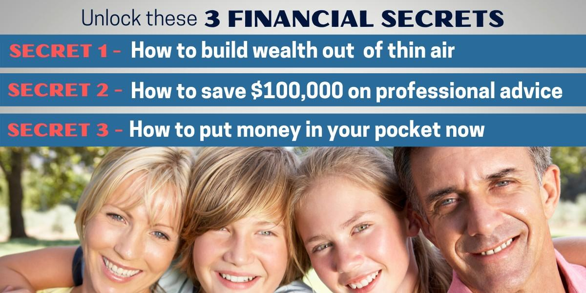 FREE Webinar Become Financially Independent on an Average Income!