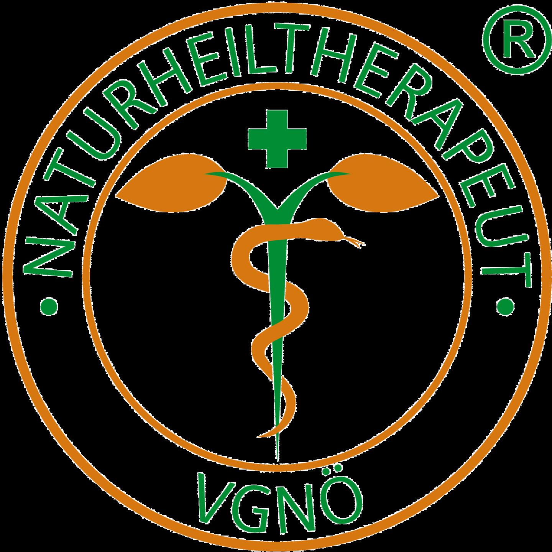 VGNÖ Naturheiltherapeuten Österreich Logo