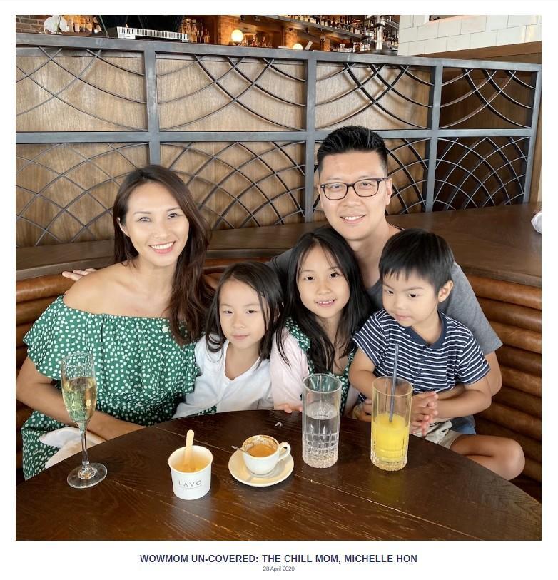 WowMom Un-covered: The Chill Mom, Michelle Hon – WOWMOM