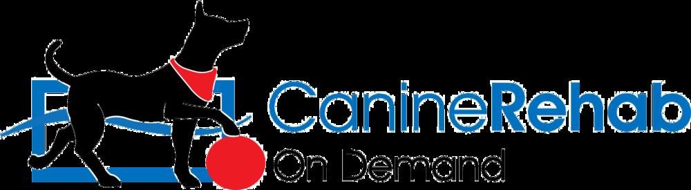 Canine Rehab On Demand