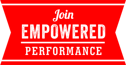 Empowered Performance