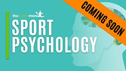 Sport Psychology - The Tennis Menu