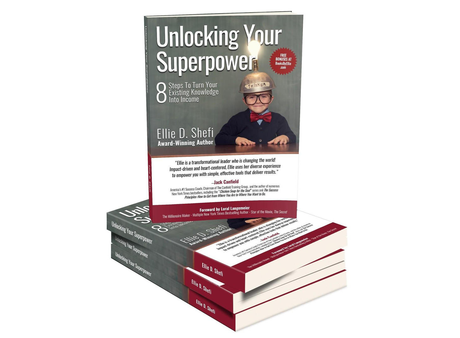 Unlocking Your Superpower: 8 Steps to Turn Your Existing Knowledge Into Income