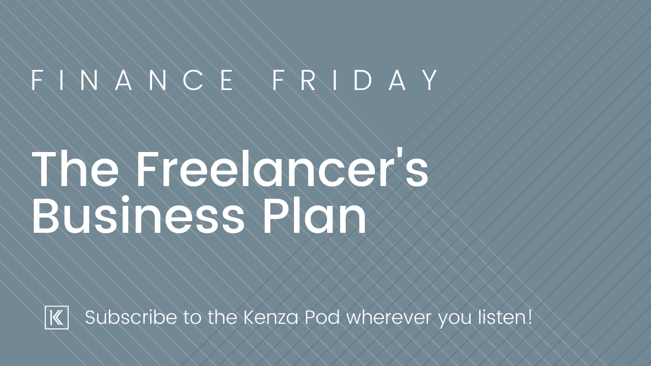 The freelancer's business plan