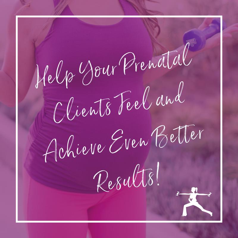 Prenatal Postnatal Exercise Specialist Course Certification