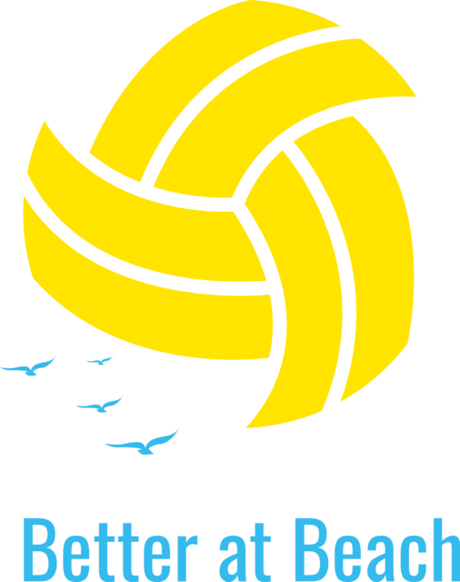 Better at Beach Volleyball logo
