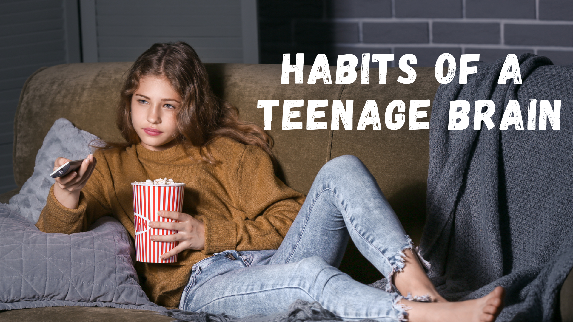 Habits of a Teenage Brain Online Course