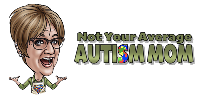 Not Your Average Autism Mom