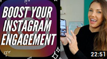 5 Ways to Boost Your Instagram Engagement Organically