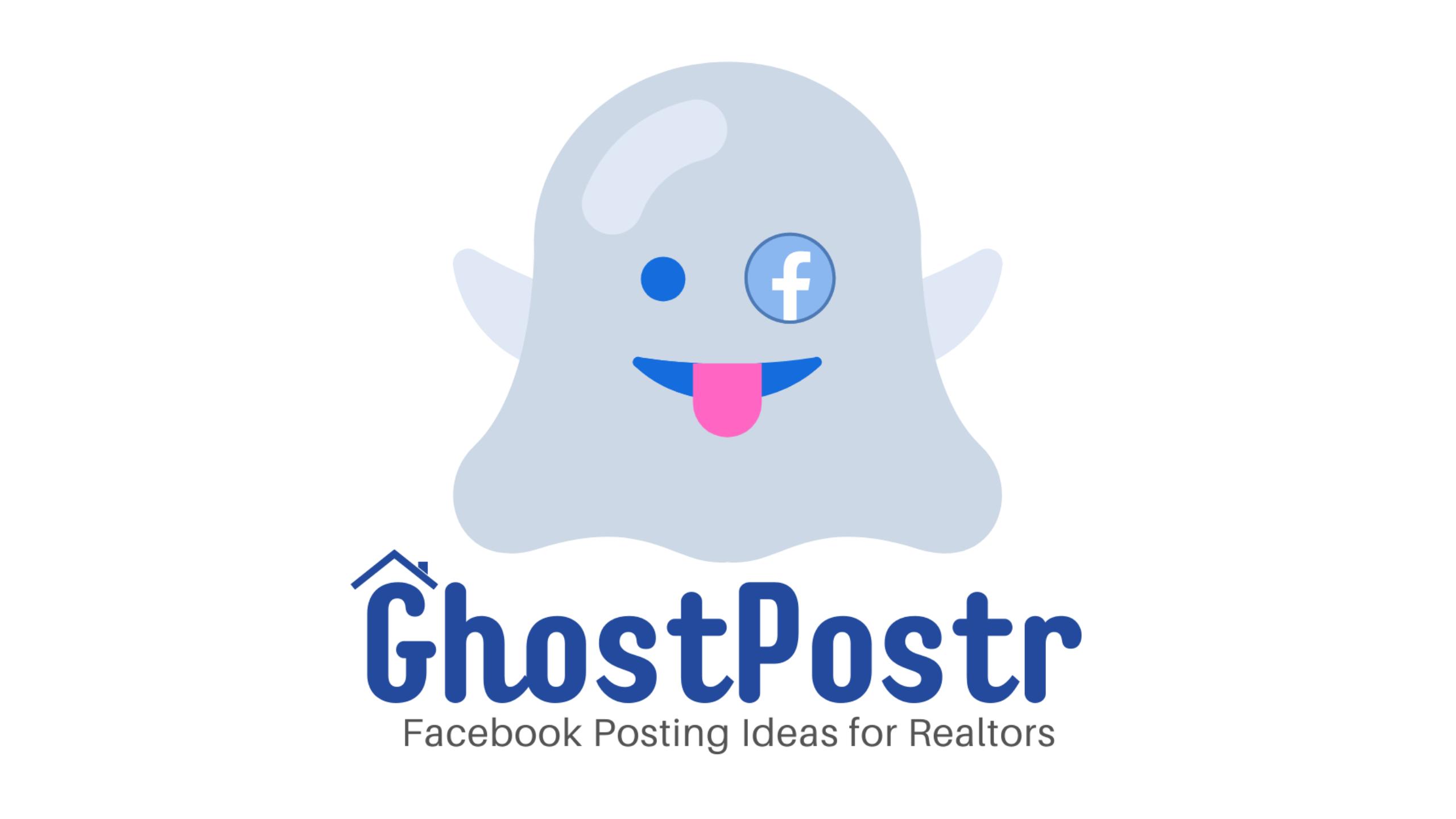 GhostPostr Logo