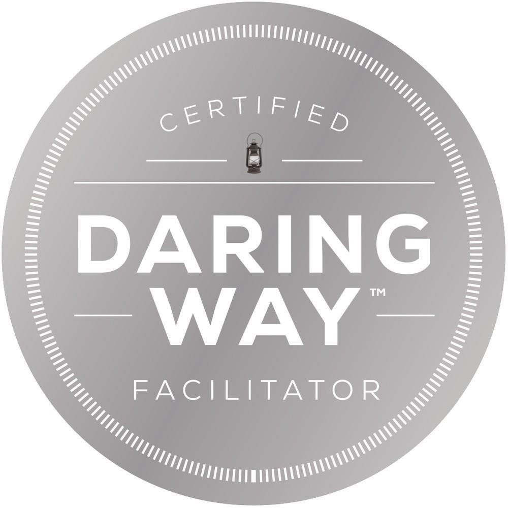 Certified Daring Way Facilitator | Rebecca Ching