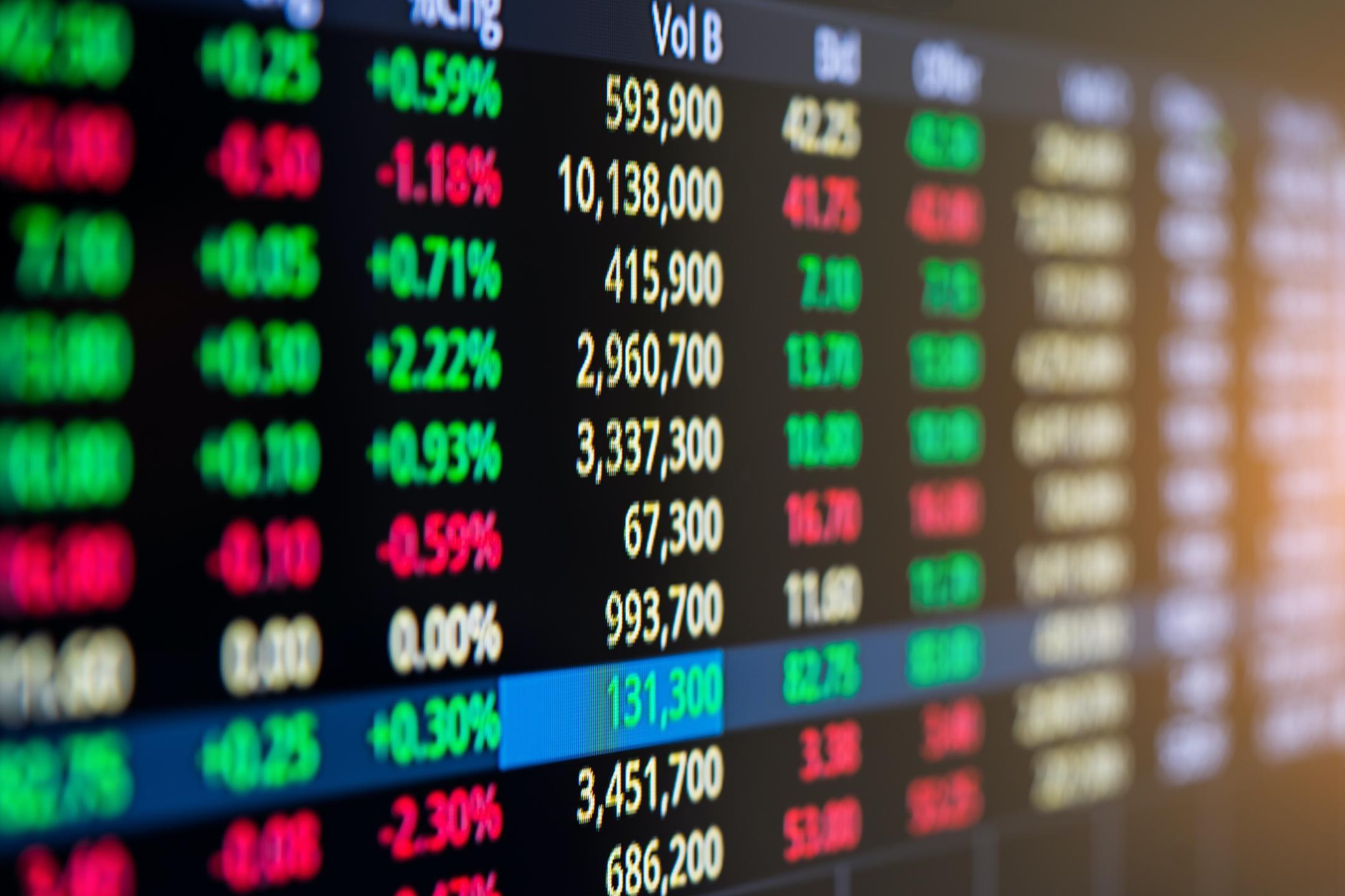 Stock Probability Data Predictive Analytics