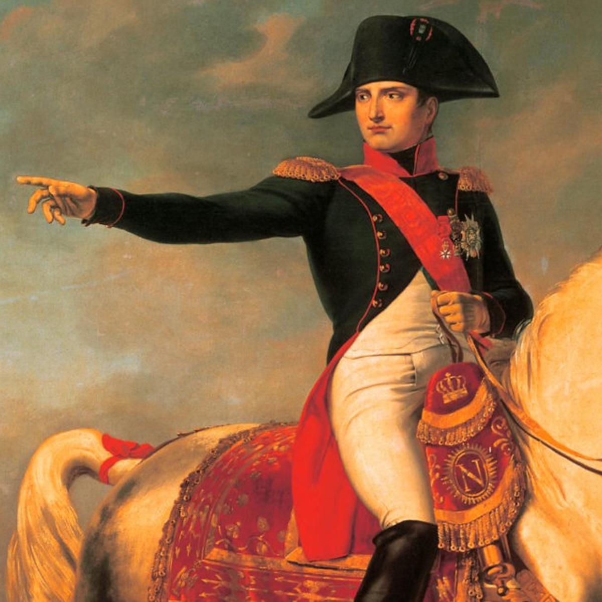Napoleón. ilustre, cursos, cultura en español, cursos online, cultura, aprendizaje online, Arte, literatura, cine, historia, Música