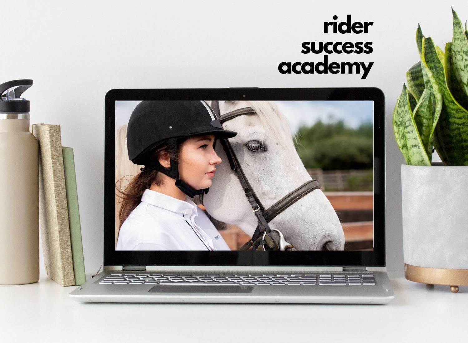 Rider Success Academy and Equestion