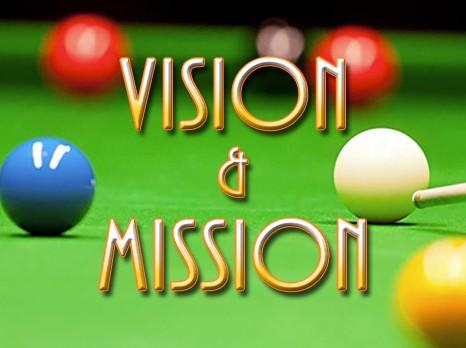 The Snooker Gym Vision and Mission