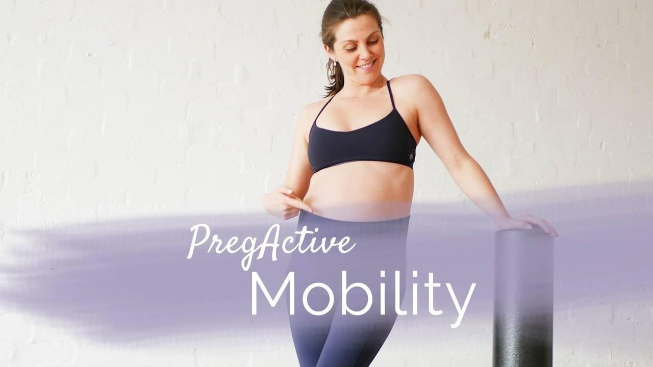 Pregnancy Mobility Classes
