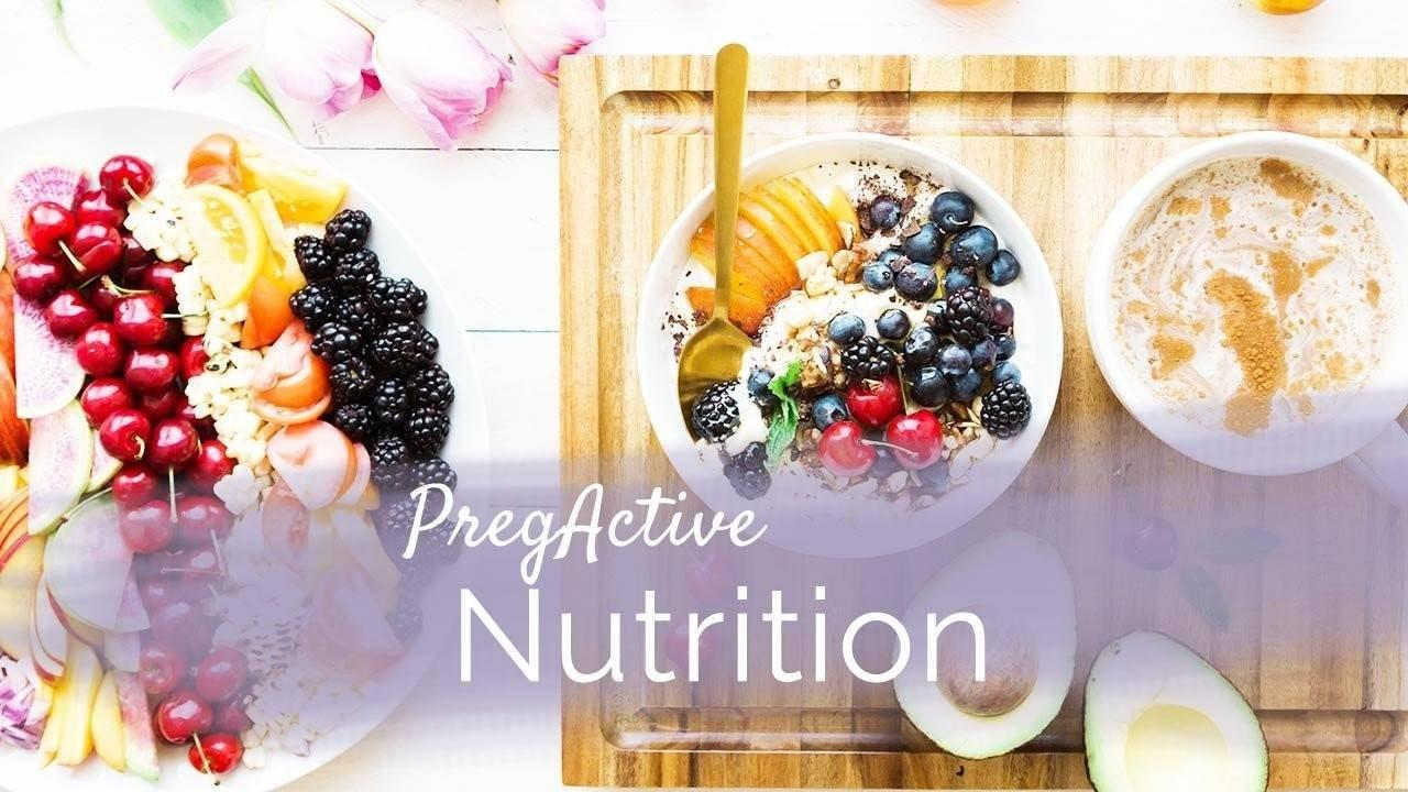 Prenatal Nutrition tips and Recipes