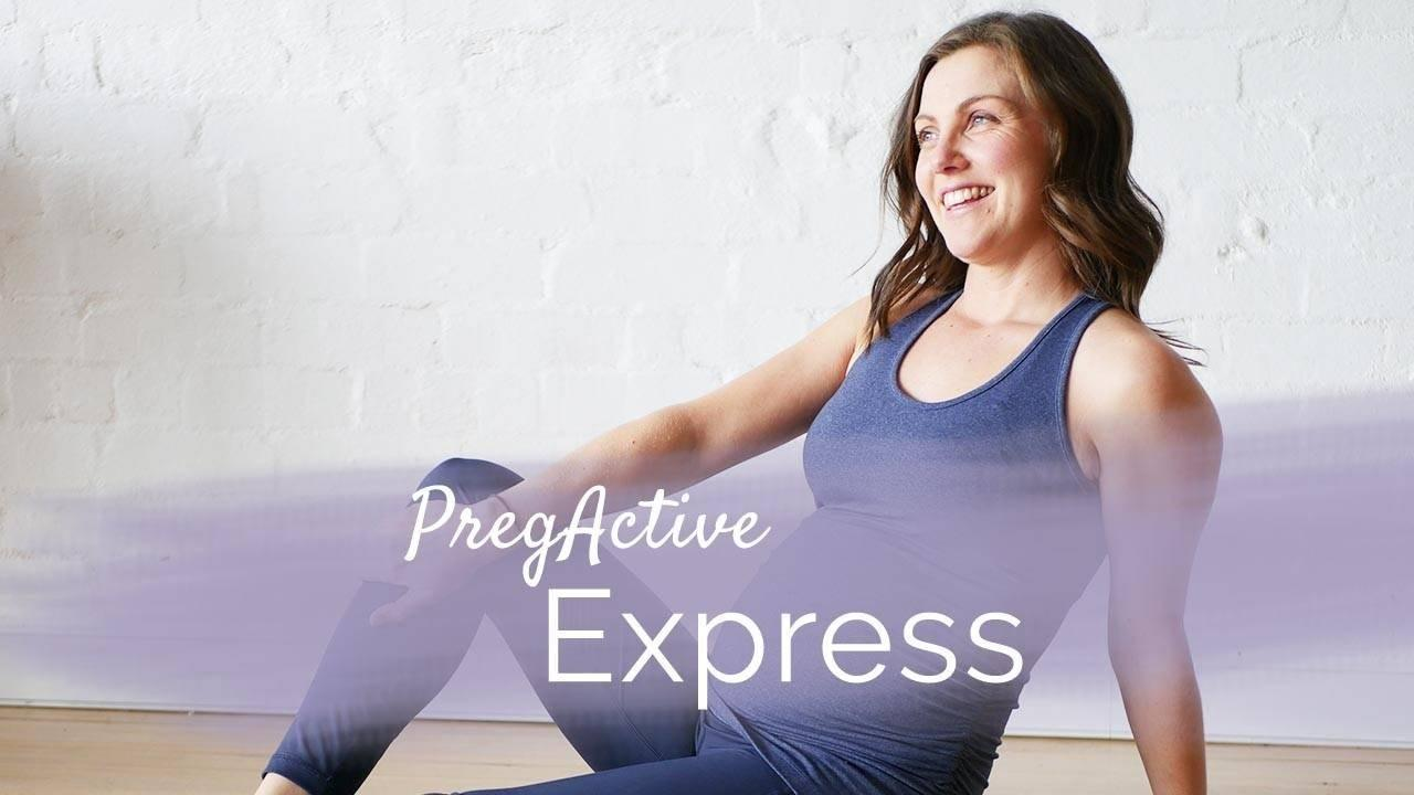 Pregnancy Express Classes