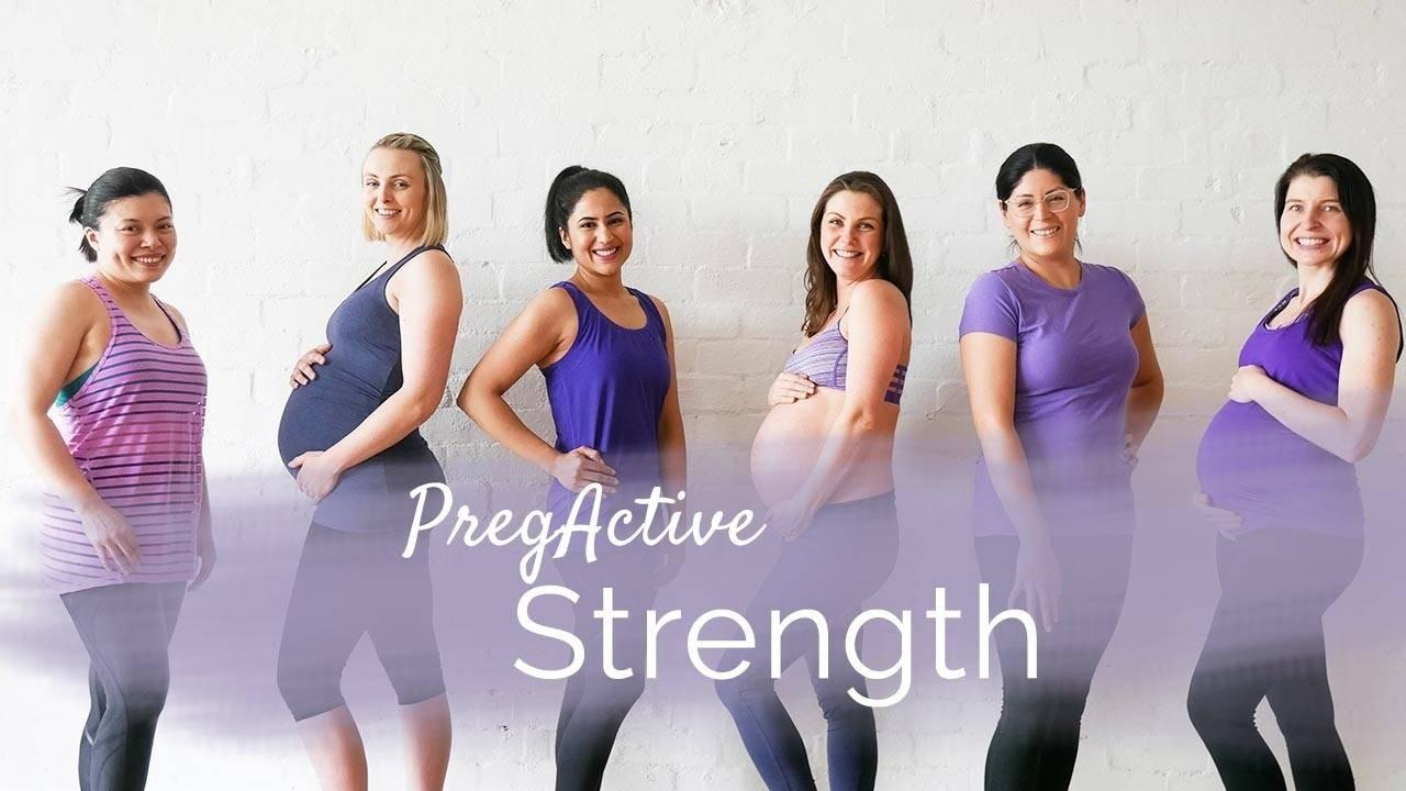 Pregnancy Strength Classes