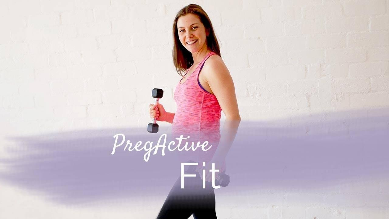 Pregnancy Fit Classes