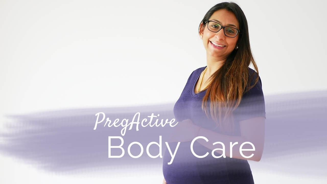 Pregnancy Body Care