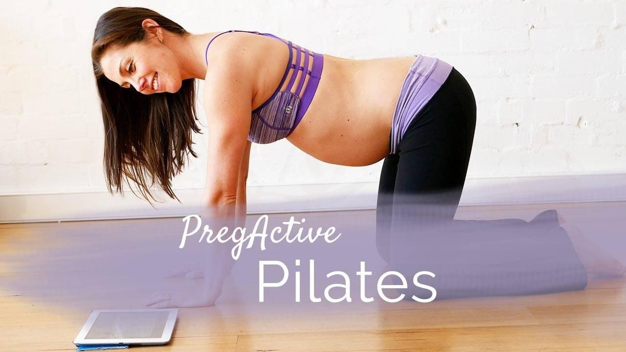 Pregnancy Pilates Classes