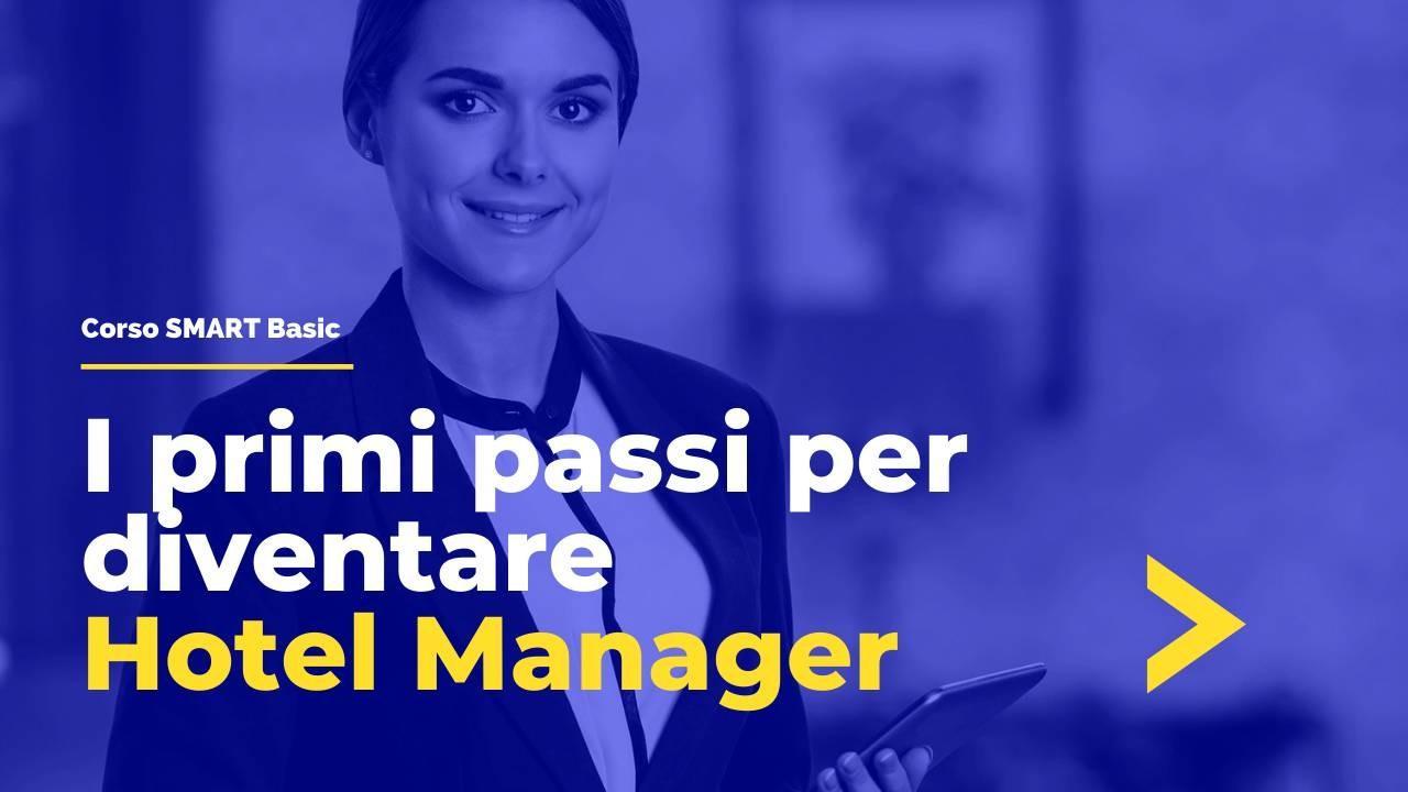 Primi Passi Hotel Manager
