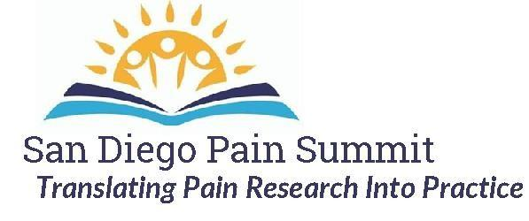 San Diego Pain Summit logo