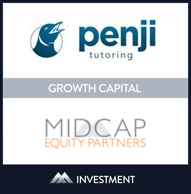 Penji is a mobile app, peer-to-peer (mentor to pupil) academic service enabling college students to find student tutors from their school. | Penji, MidCap Equity Partners, 20 Sep 2019, Colorado, Education