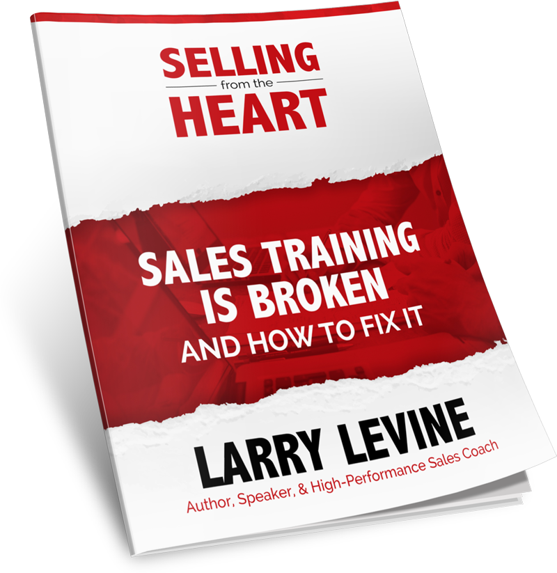 Sales Training Is Broken