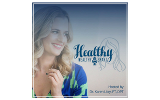 health wealthy and smart logo