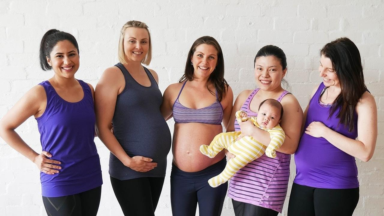 The PregActive Method for Pregnant Women and Mamas