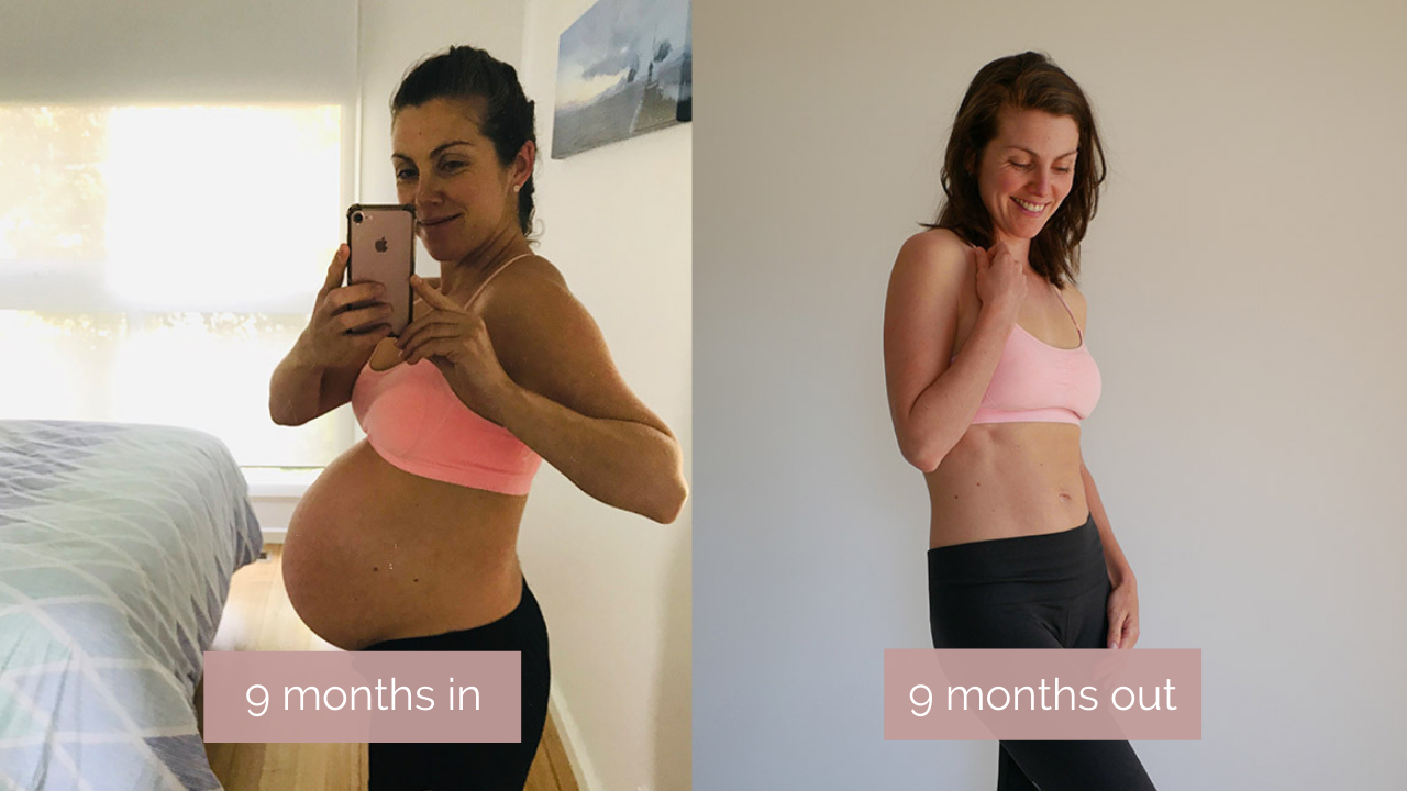 Lose Baby Weight After Pregnancy