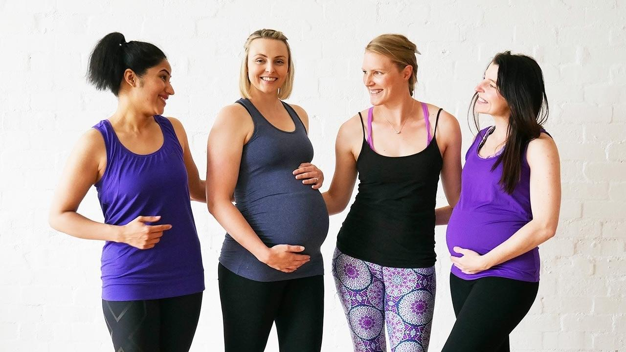 Bloom with My Pregnancy Workouts