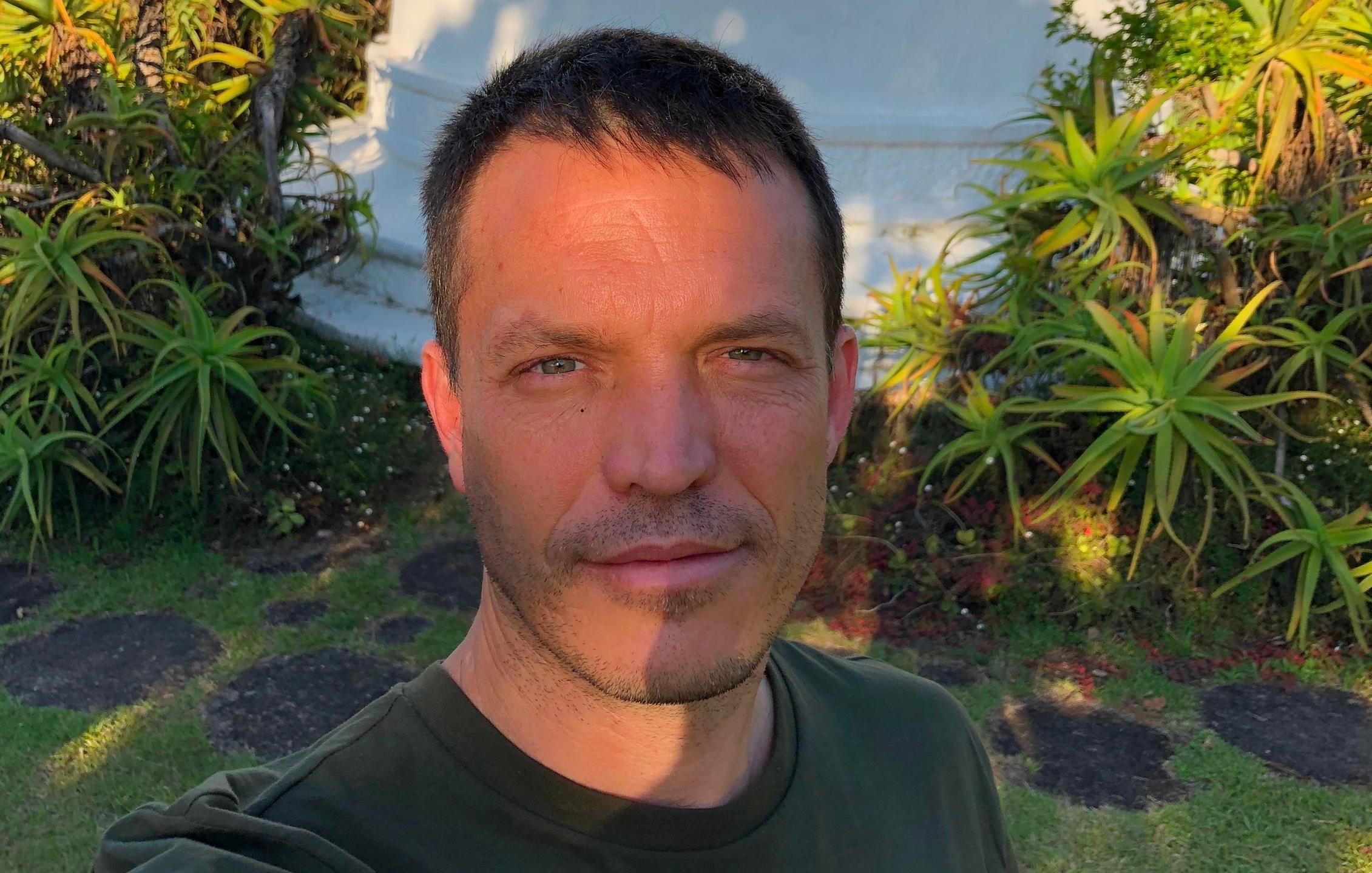 Rhys Johnstone, mindfulness and yoga teacher