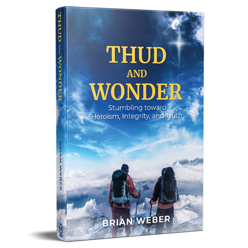 Thud And Wonder, Brian Weber