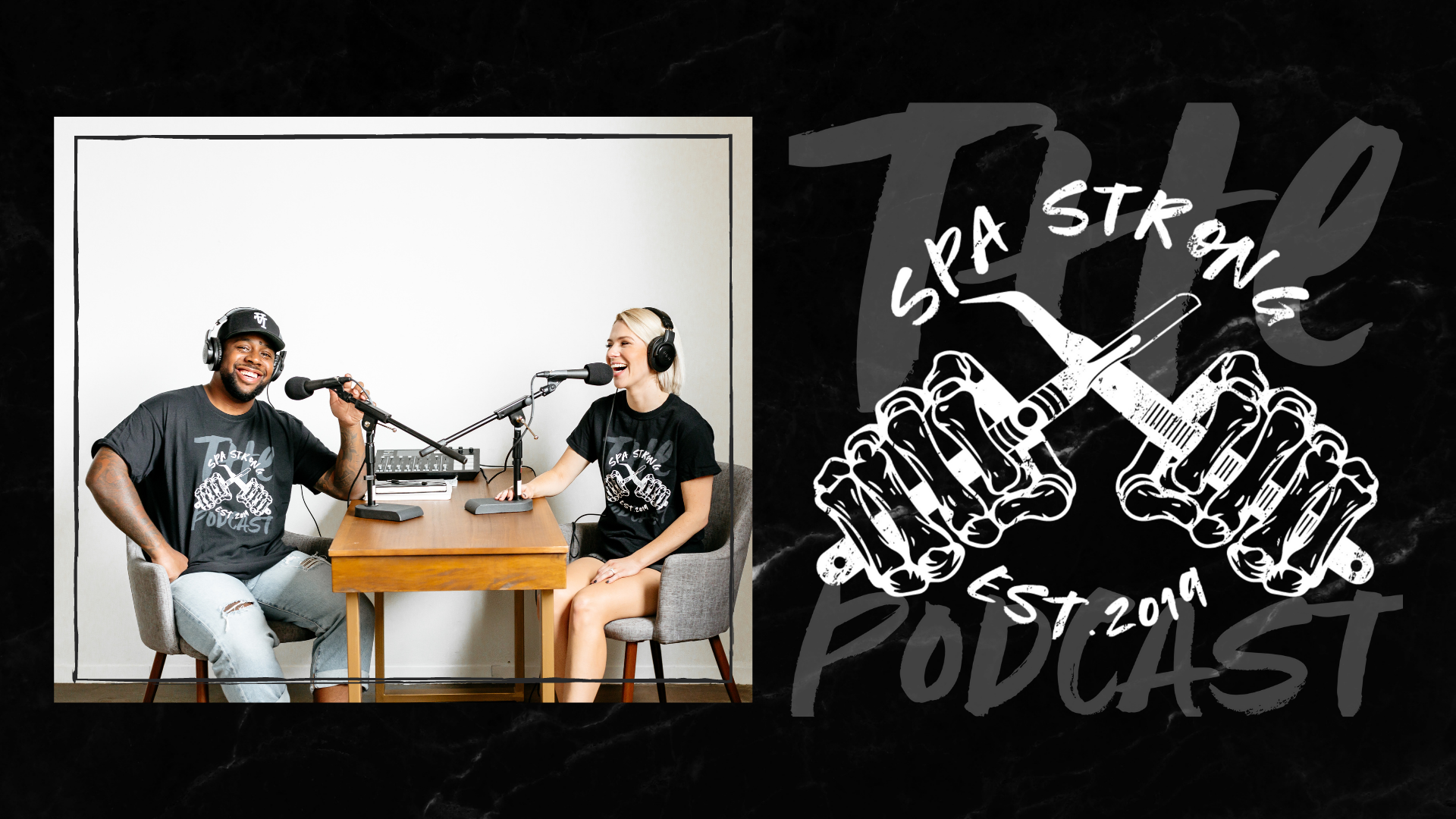 The Spa Strong Podcast