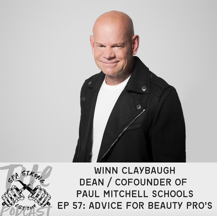 The Spa Strong Podcast, Winn Claybaugh