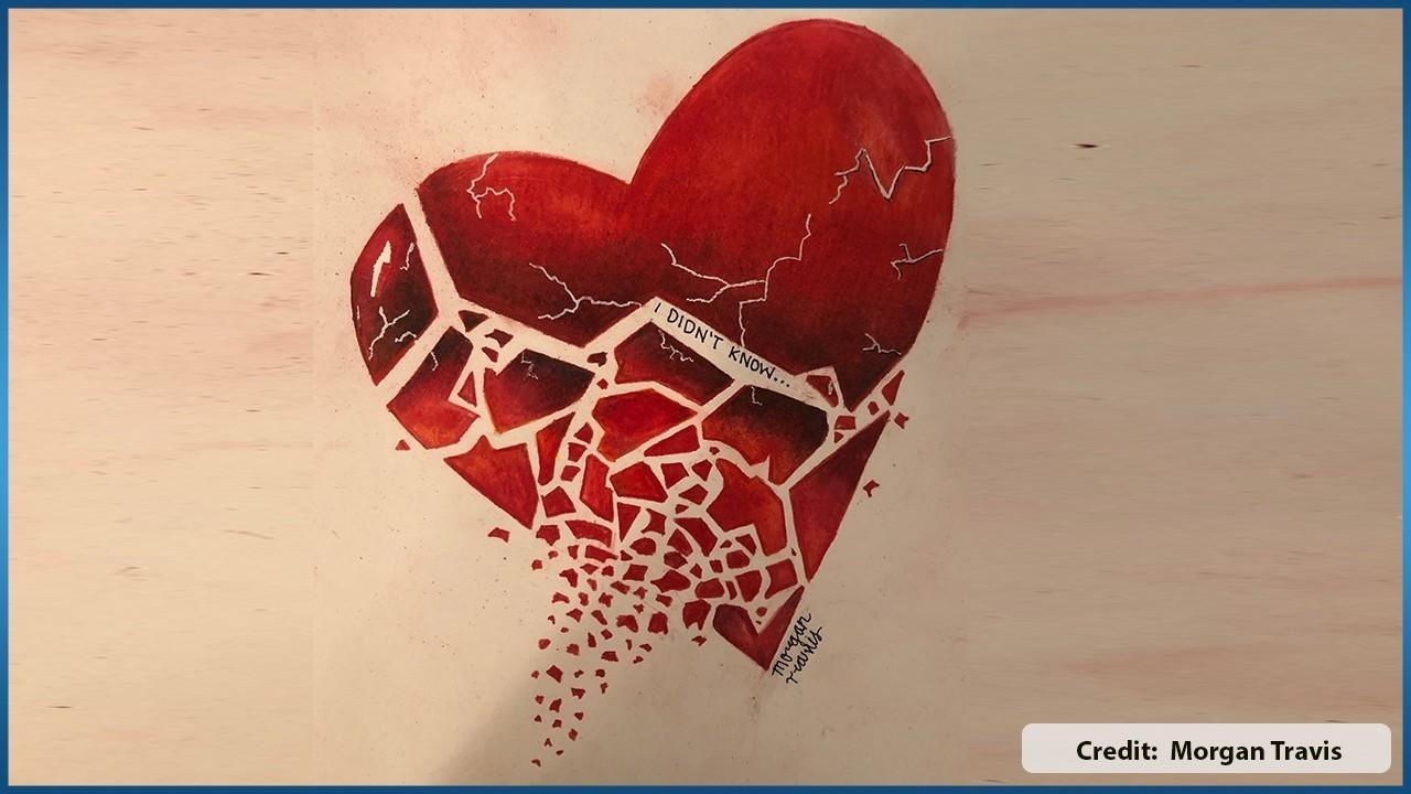 Broken Hearts by Morgan Travis