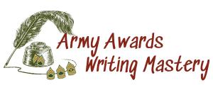 Army Awards Writing Mastery
